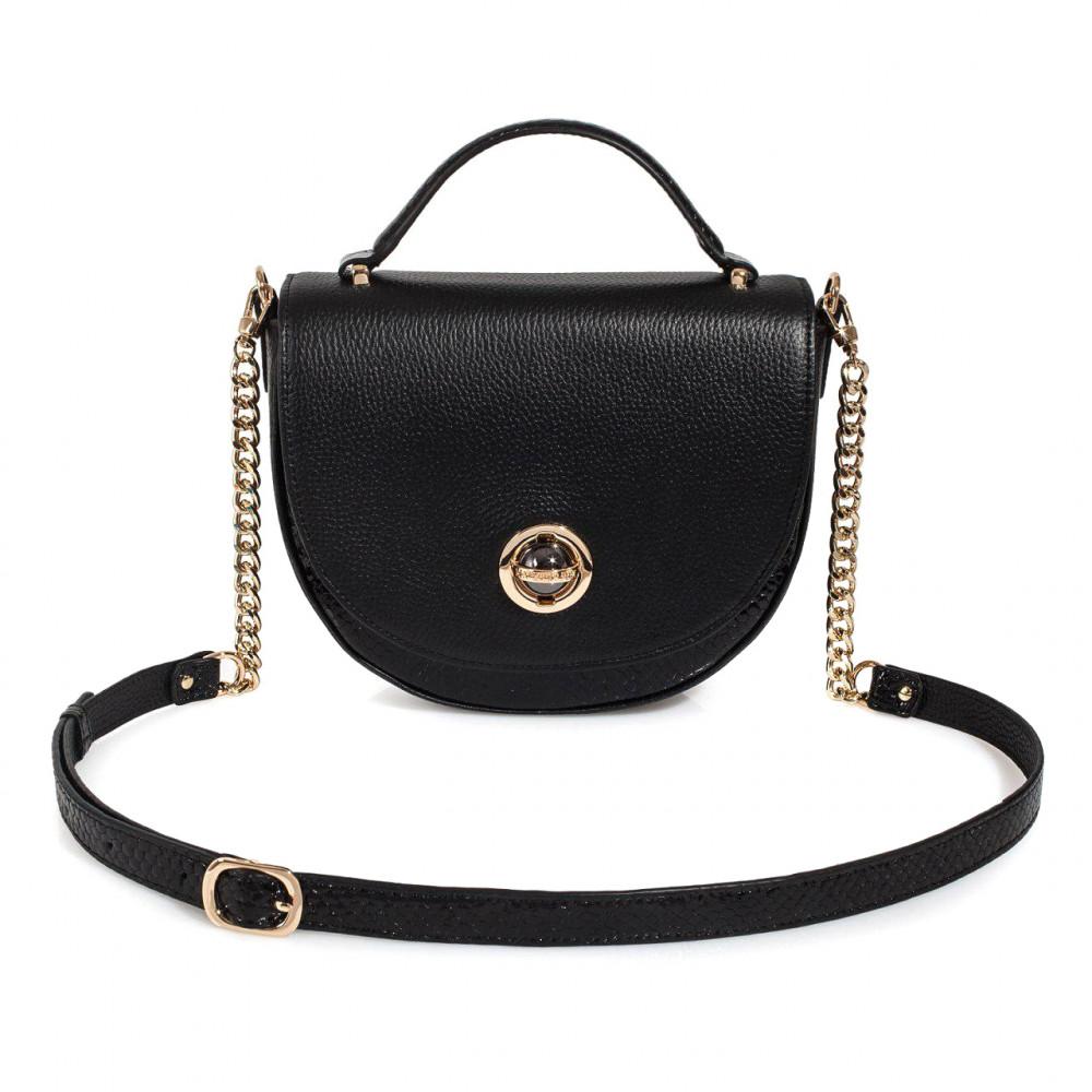 Жіноча шкіряна сумка  кросс-боді Lena KF-2483-