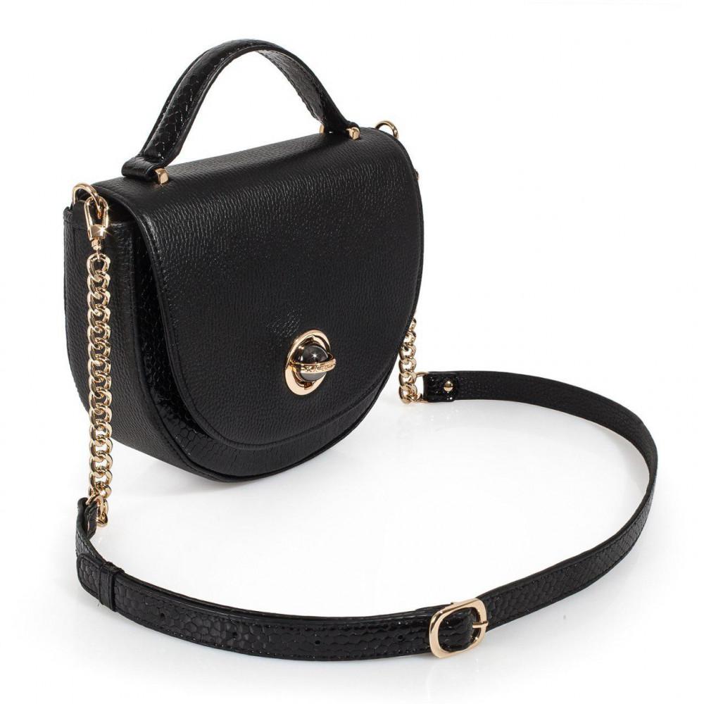 Жіноча шкіряна сумка  кросс-боді Lena KF-2483-1