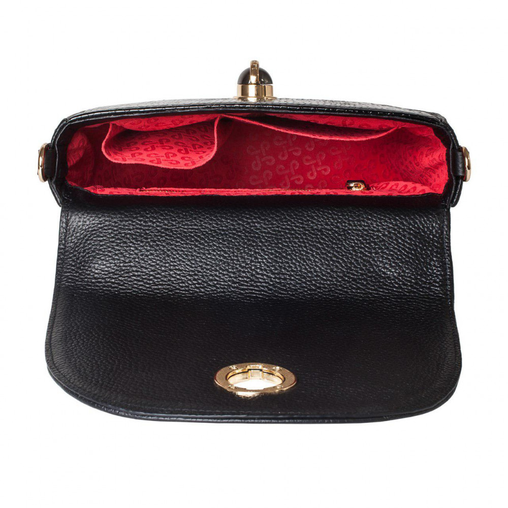Жіноча шкіряна сумка  кросс-боді Lena KF-2483-4