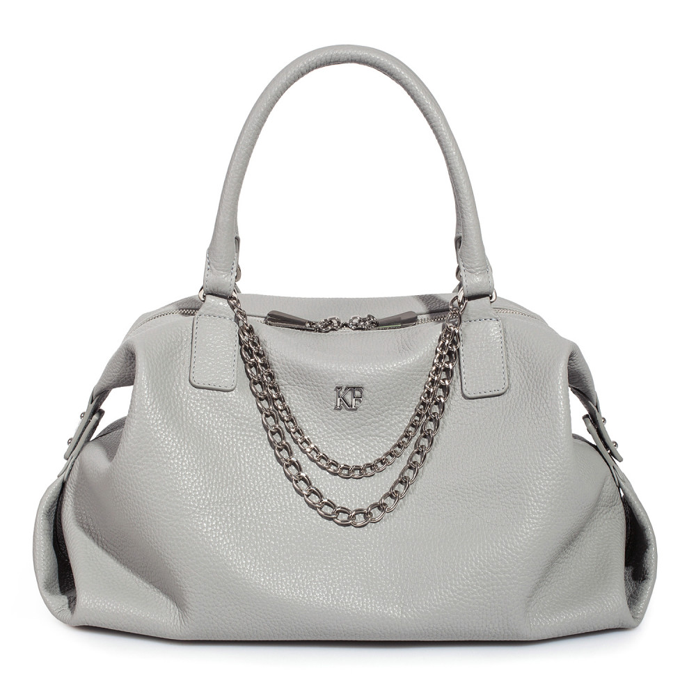 Women's leather bag Mary KF-255-