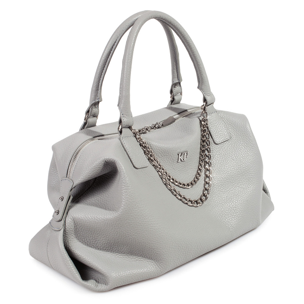 Women's leather bag Mary KF-255-1