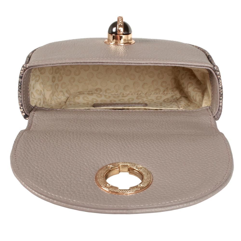 Жіноча шкіряна сумка на ланцюжку Milena KF-2554-4