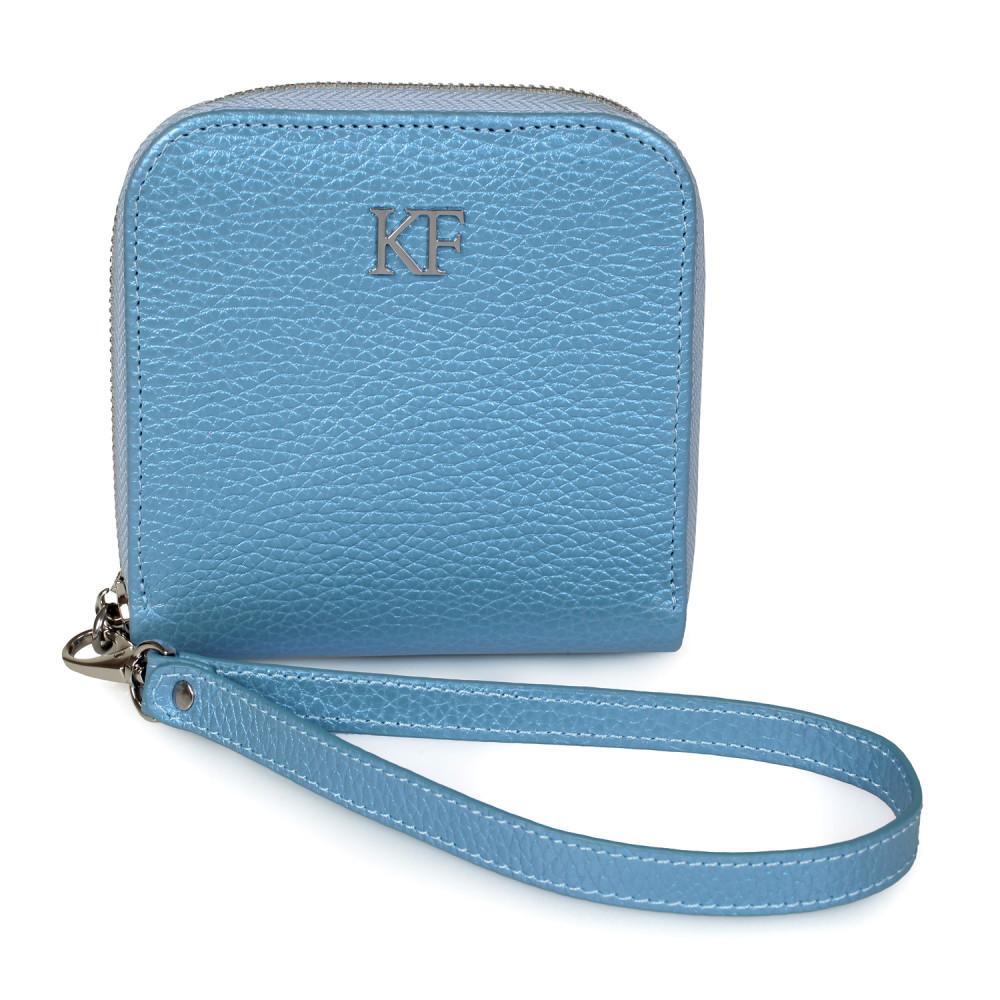 Жіночий шкіряний гаманець Classic S KF-2598