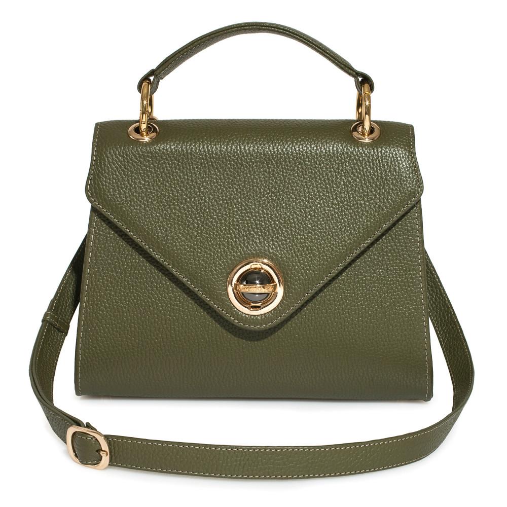Жіноча шкіряна сумка Anna KF-2612