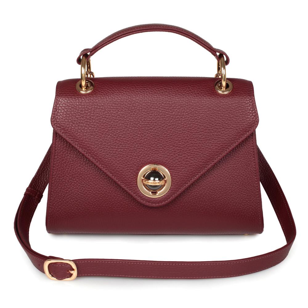 Жіноча шкіряна сумка Anna KF-2613