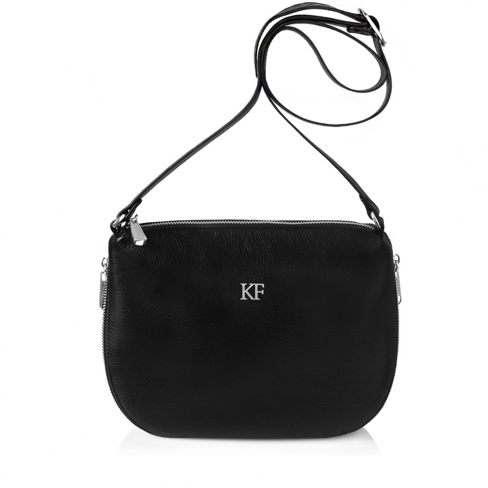 Women's leather crossbody bag Mia KF-264-1