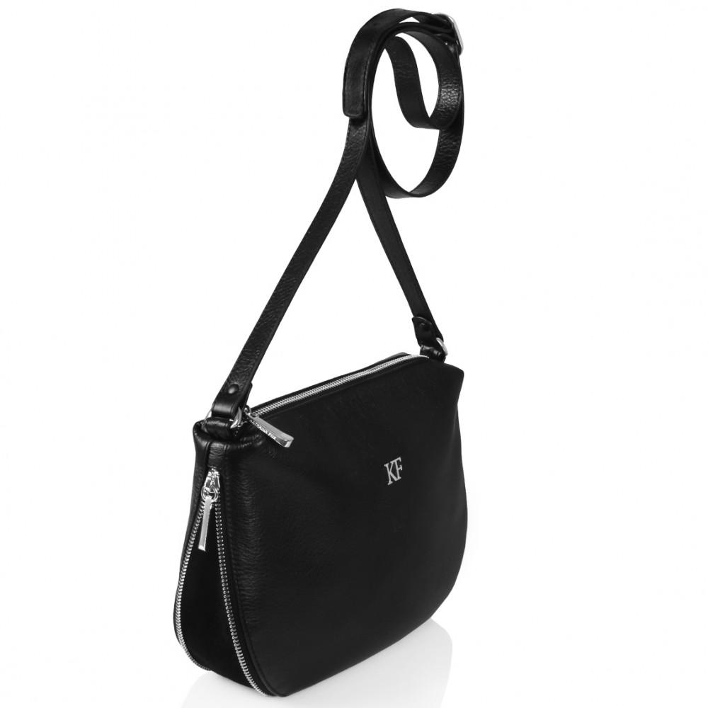 Жіноча шкіряна сумка кросс-боді Mia KF-264-2