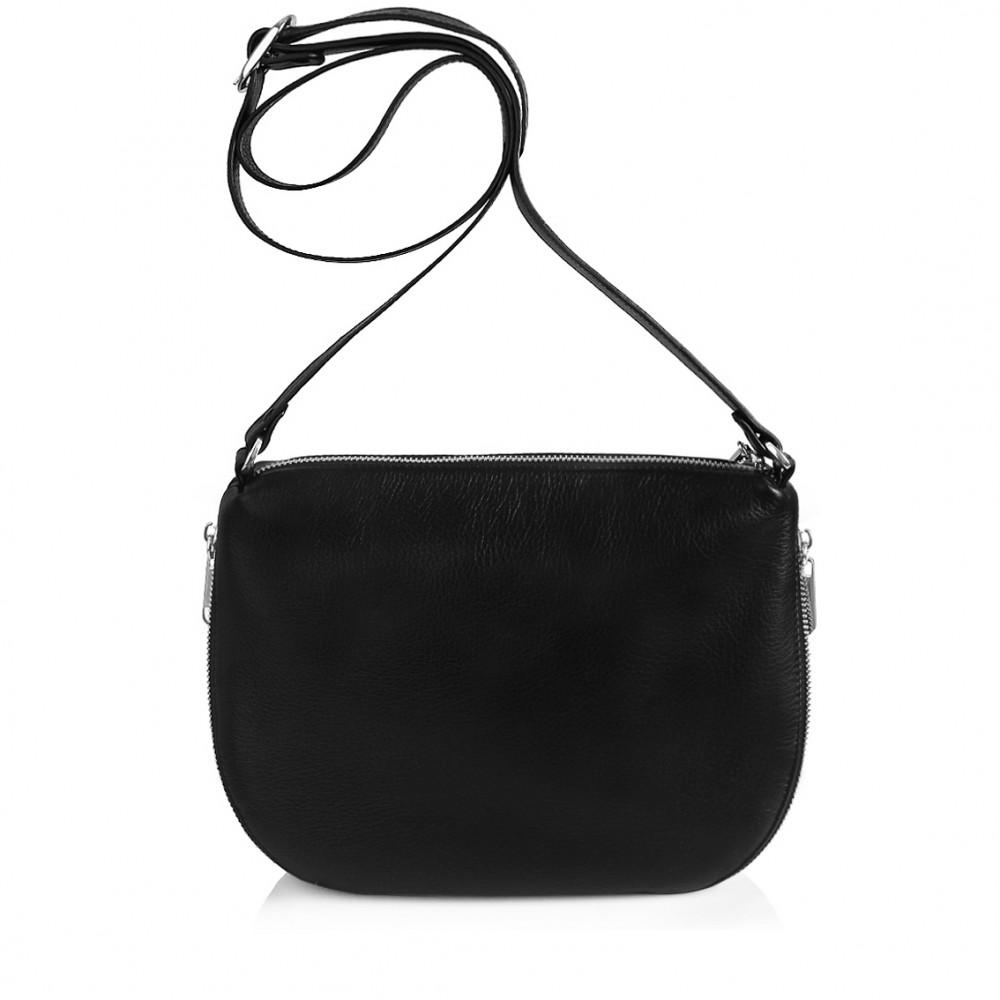 Жіноча шкіряна сумка кросс-боді Mia KF-264-3
