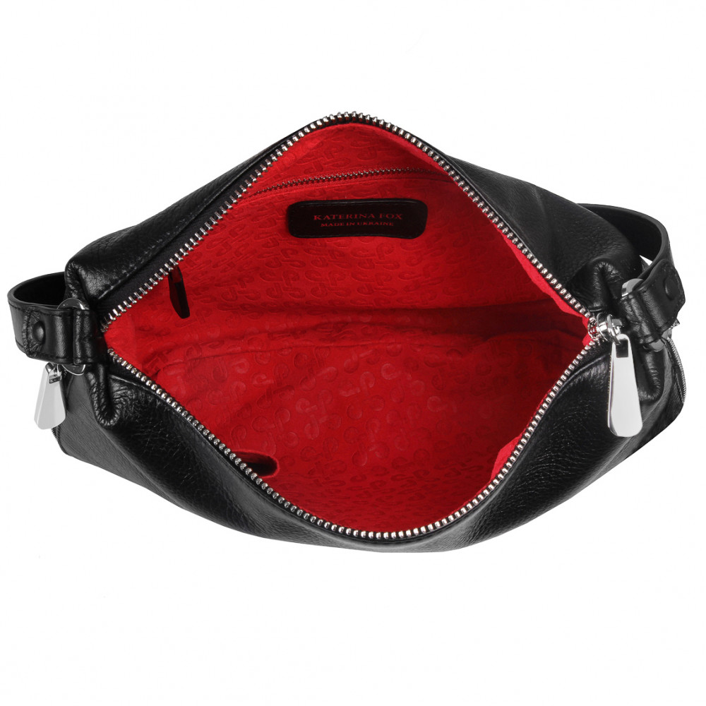 Жіноча шкіряна сумка кросс-боді Mia KF-264-4