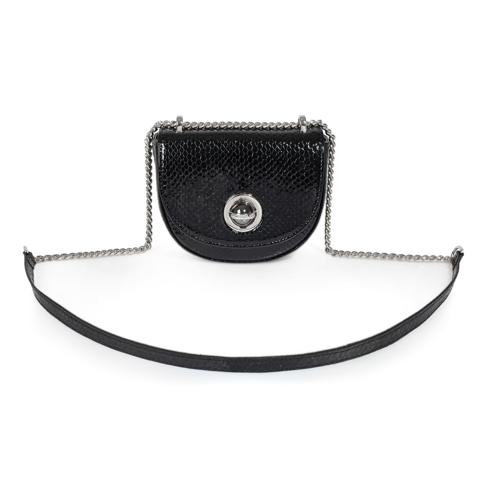 Women's leather bag on a chain Milena KF-2648-