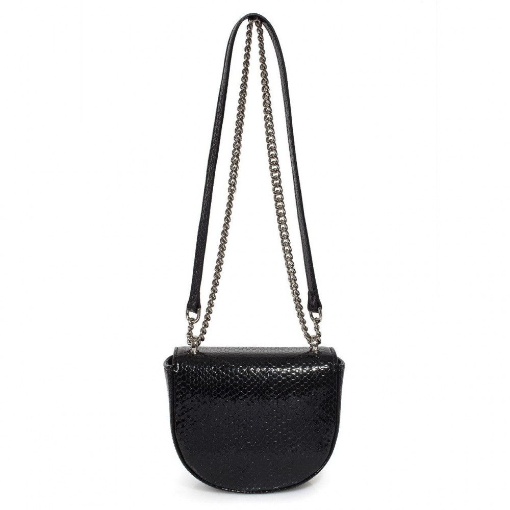 Women's leather bag on a chain Milena KF-2648-3