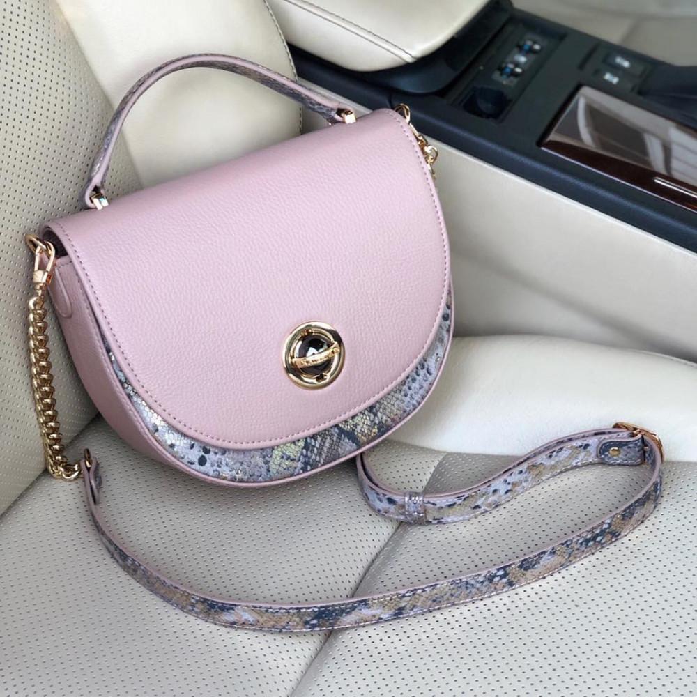 Жіноча шкіряна сумка кросс-боді Lena KF-2650-