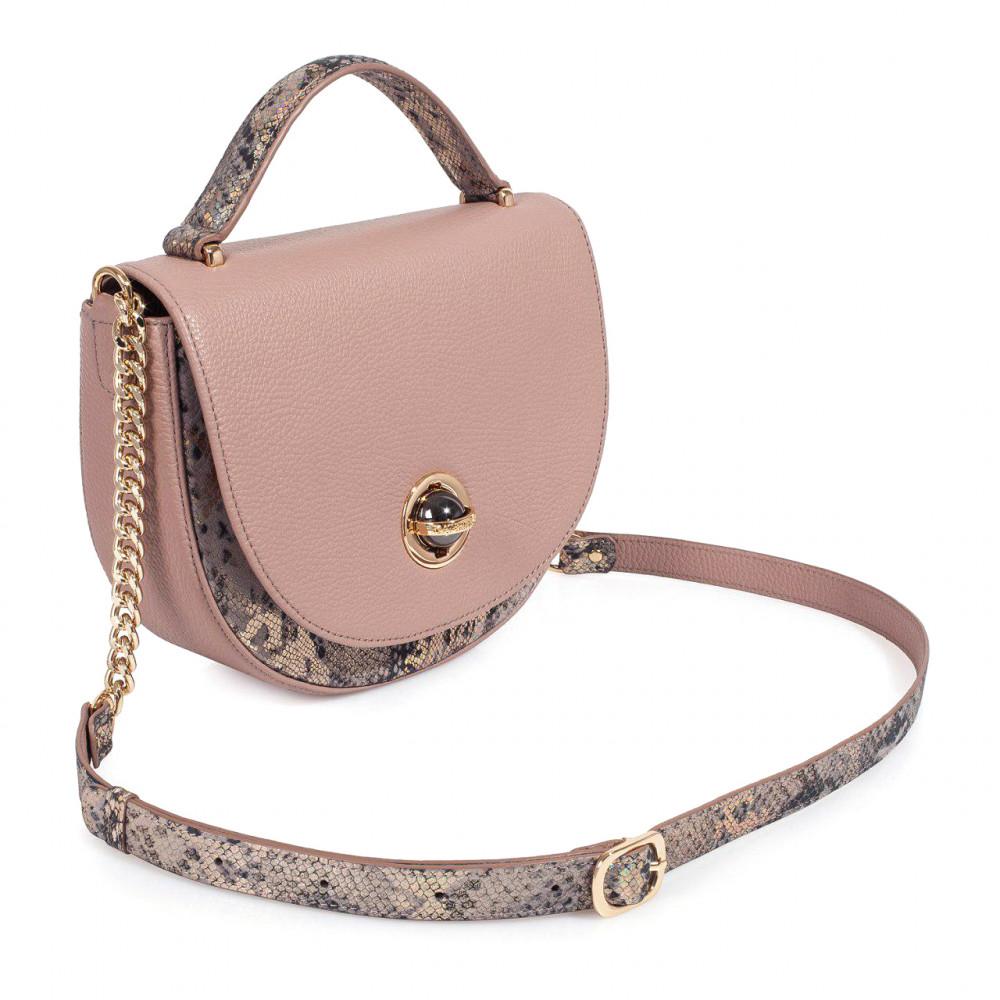 Жіноча шкіряна сумка кросс-боді Lena KF-2650-2