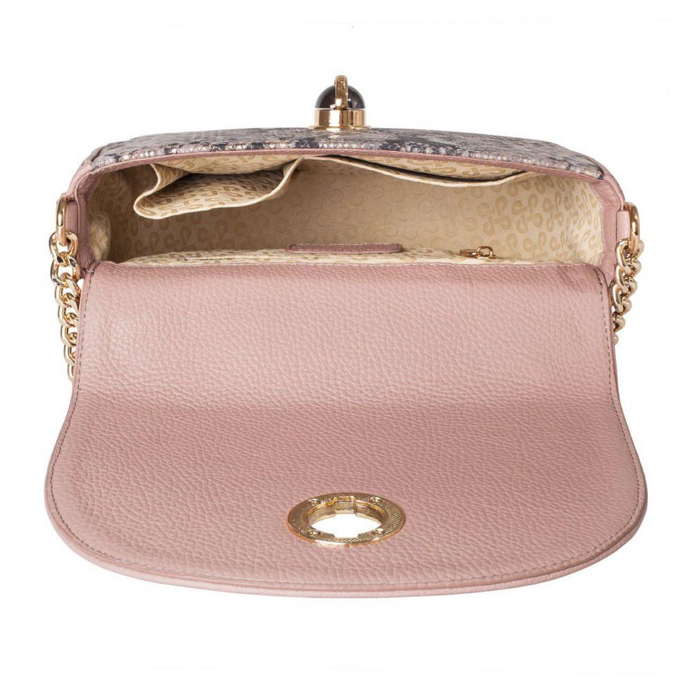 Жіноча шкіряна сумка кросс-боді Lena KF-2650-5