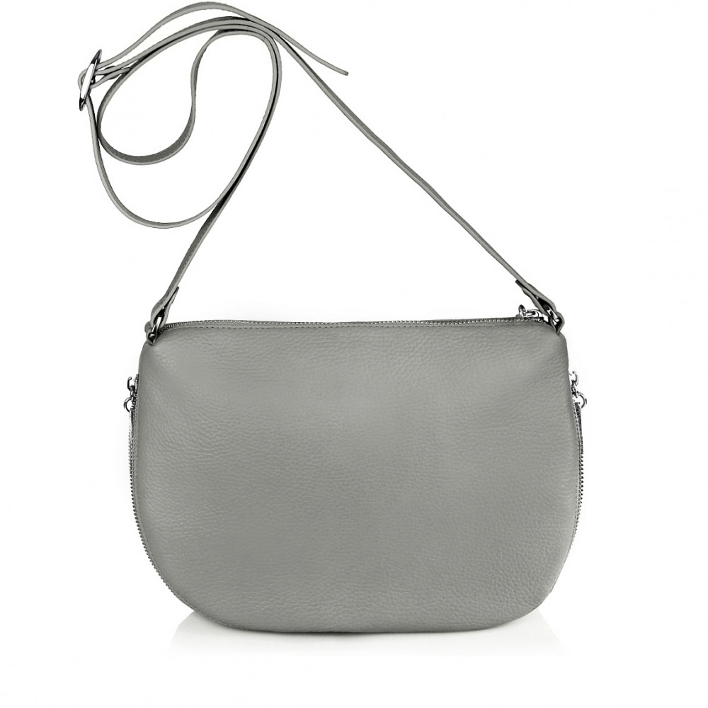 Жіноча шкіряна сумка кросс-боді Mia KF-266-3