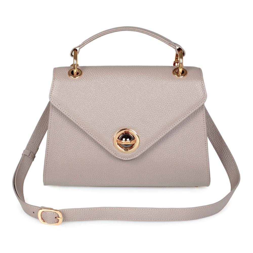 Жіноча шкіряна сумка Anna KF-2681