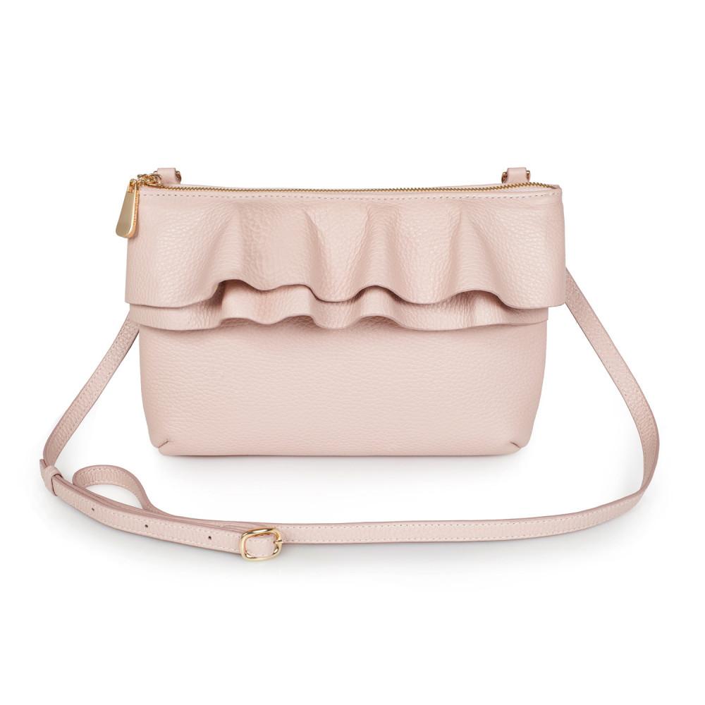 Жіноча шкіряна сумка кросс-боді Esmi KF-2721