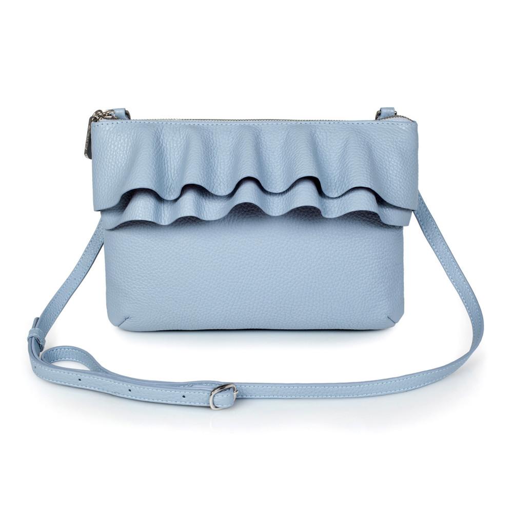 Жіноча шкіряна сумка кросс-боді Esmi KF-2724
