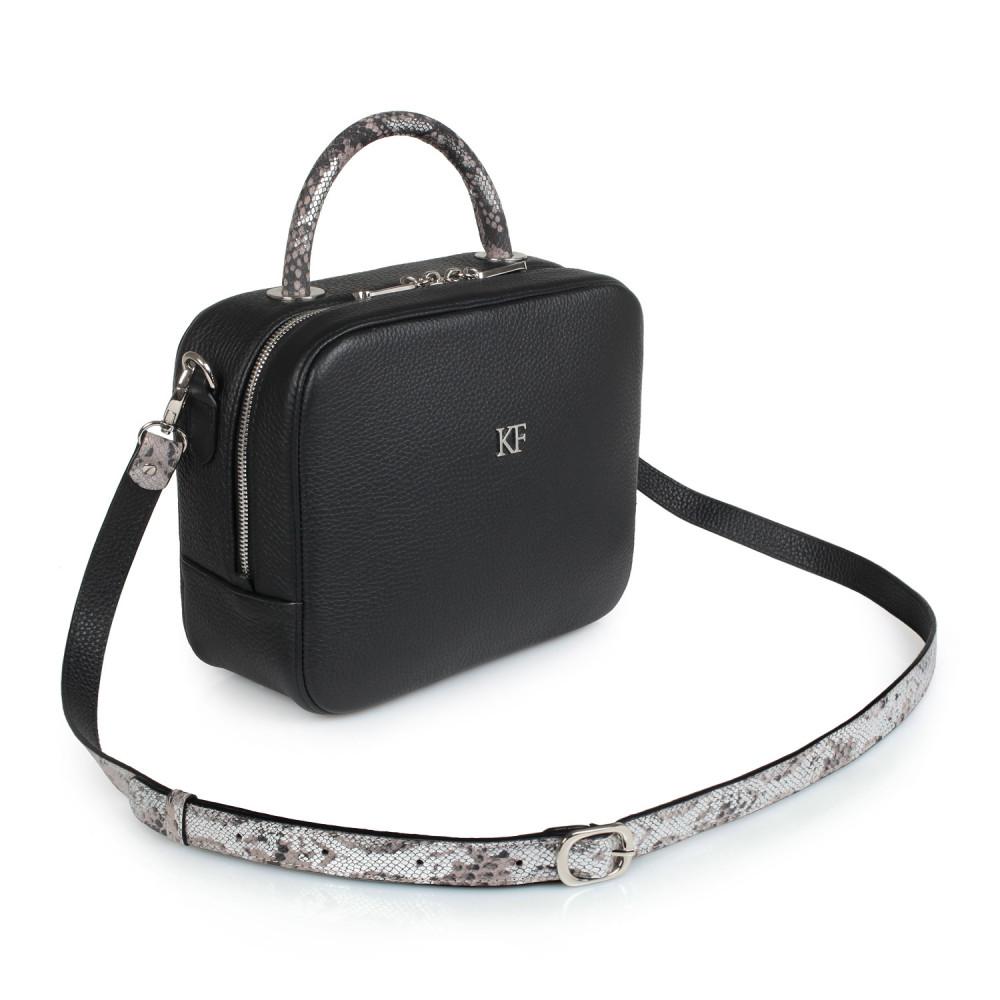 Жіноча шкіряна сумка кросс-боді Casey M KF-2741
