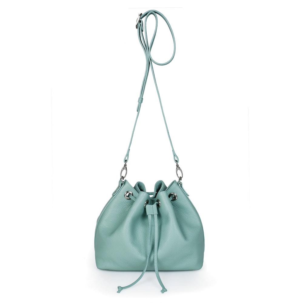 Жіноча шкіряна сумка-мішок Хобо Sonya KF-2745-2