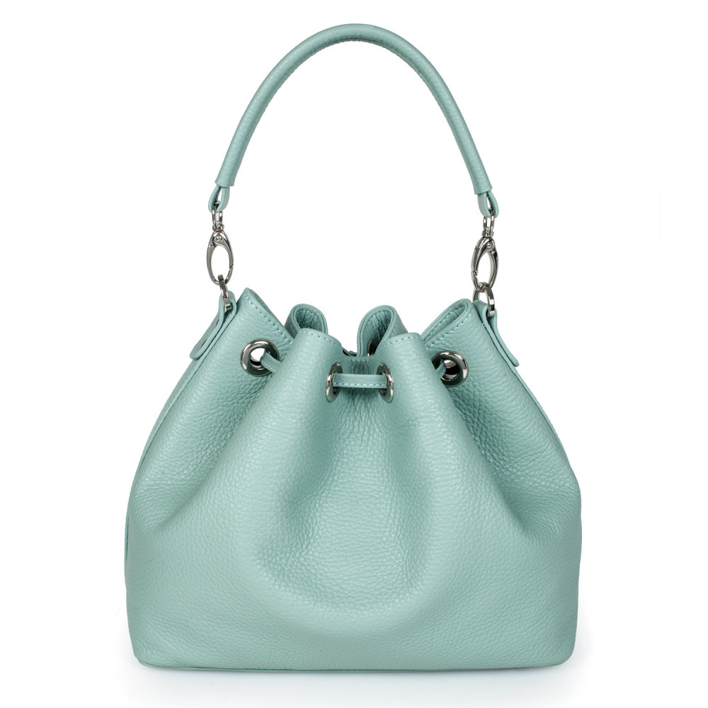 Жіноча шкіряна сумка-мішок Хобо Sonya KF-2745-3
