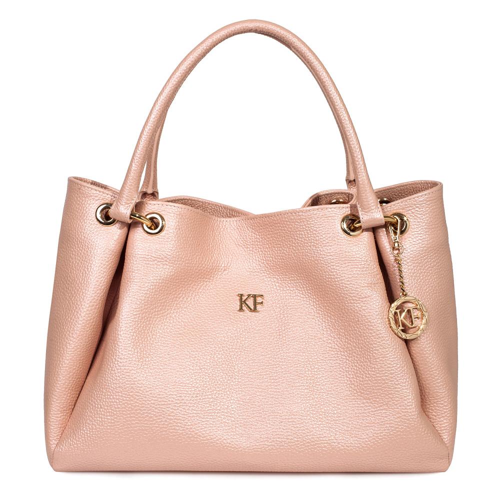 Жіноча шкіряна сумка-мішок Хобо Irina KF-2766-1