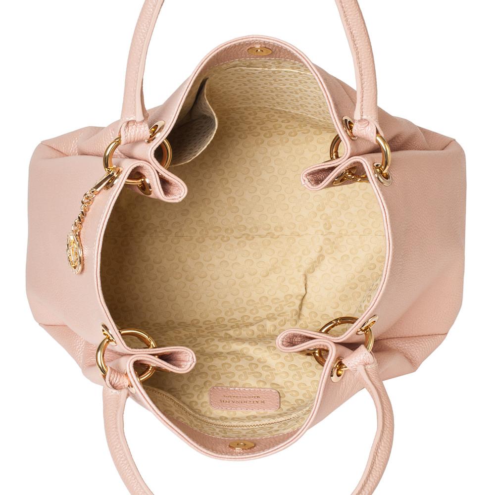Жіноча шкіряна сумка-мішок Хобо Irina KF-2766-4