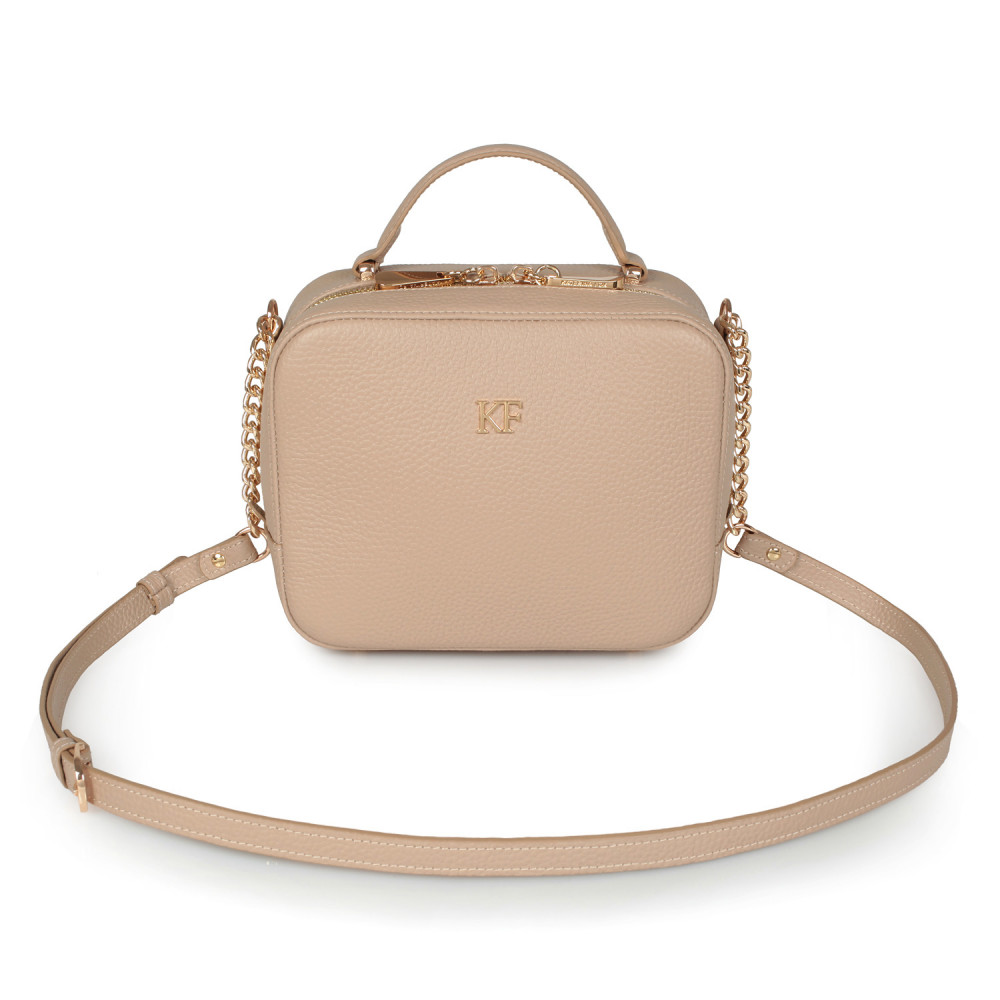Жіноча шкіряна сумка кросс-боді Casey KF-2781