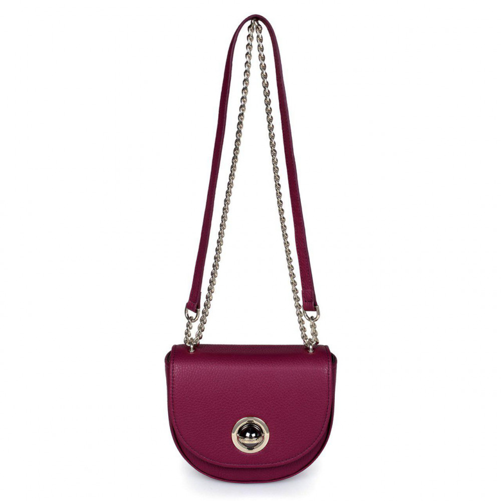 Women's leather bag on a chain Milena KF-2791-2