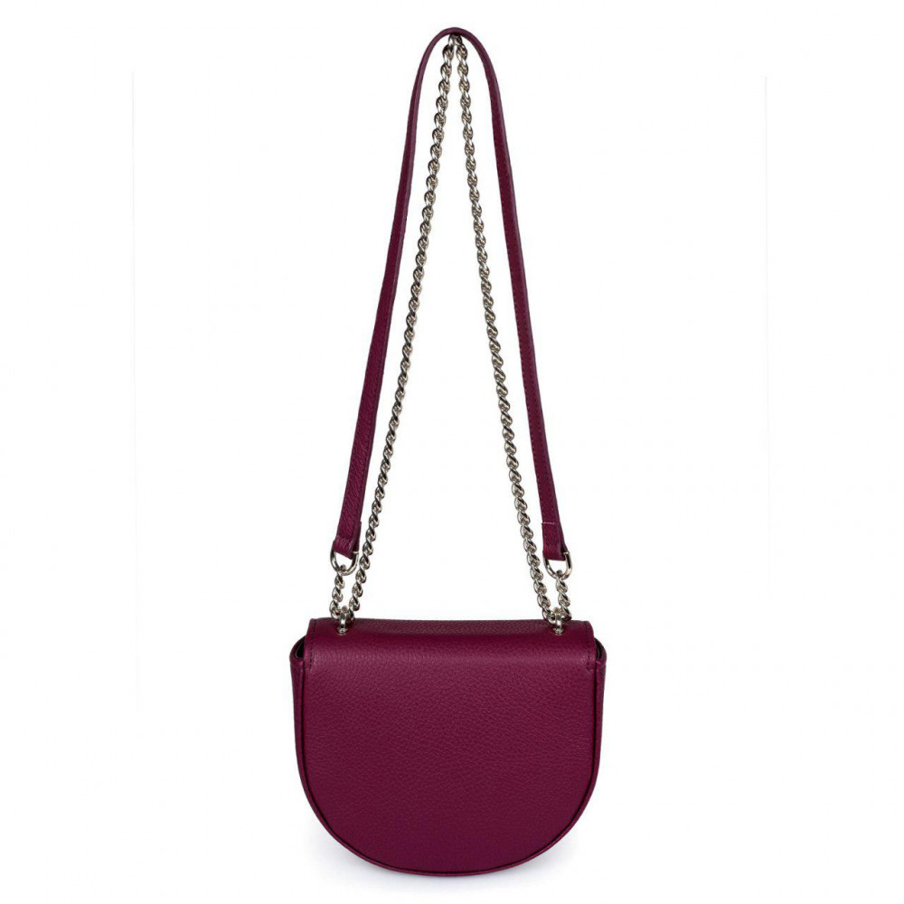 Women's leather bag on a chain Milena KF-2791-3
