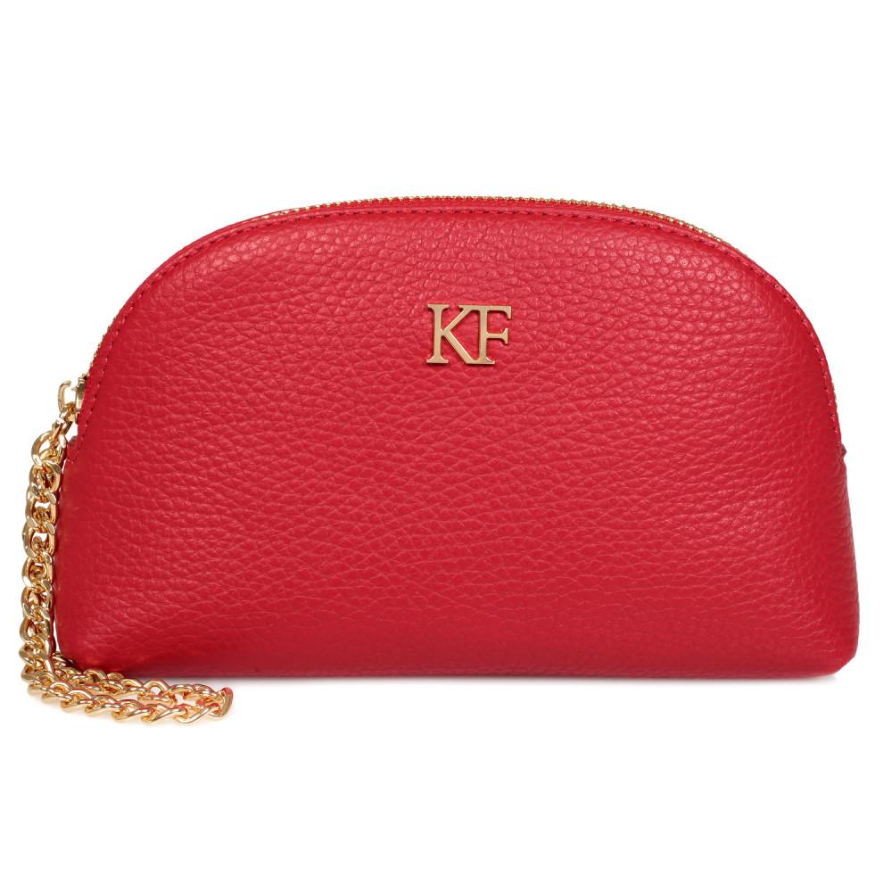 Women's leather clutch bag Ksusha KF-280-2