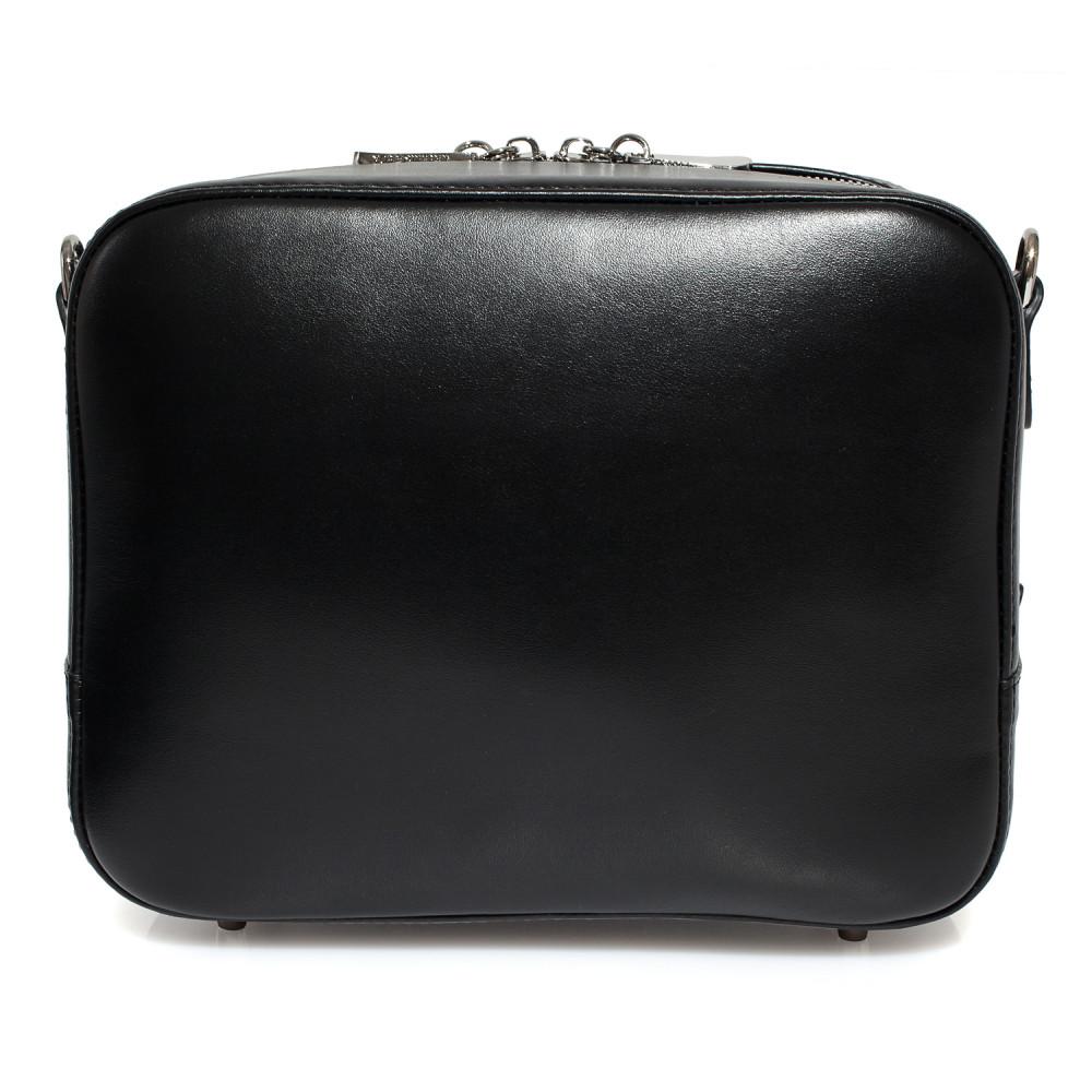 Жіноча шкіряна сумка кросс-боді на широкому ремені Tatiana M KF-2824-3