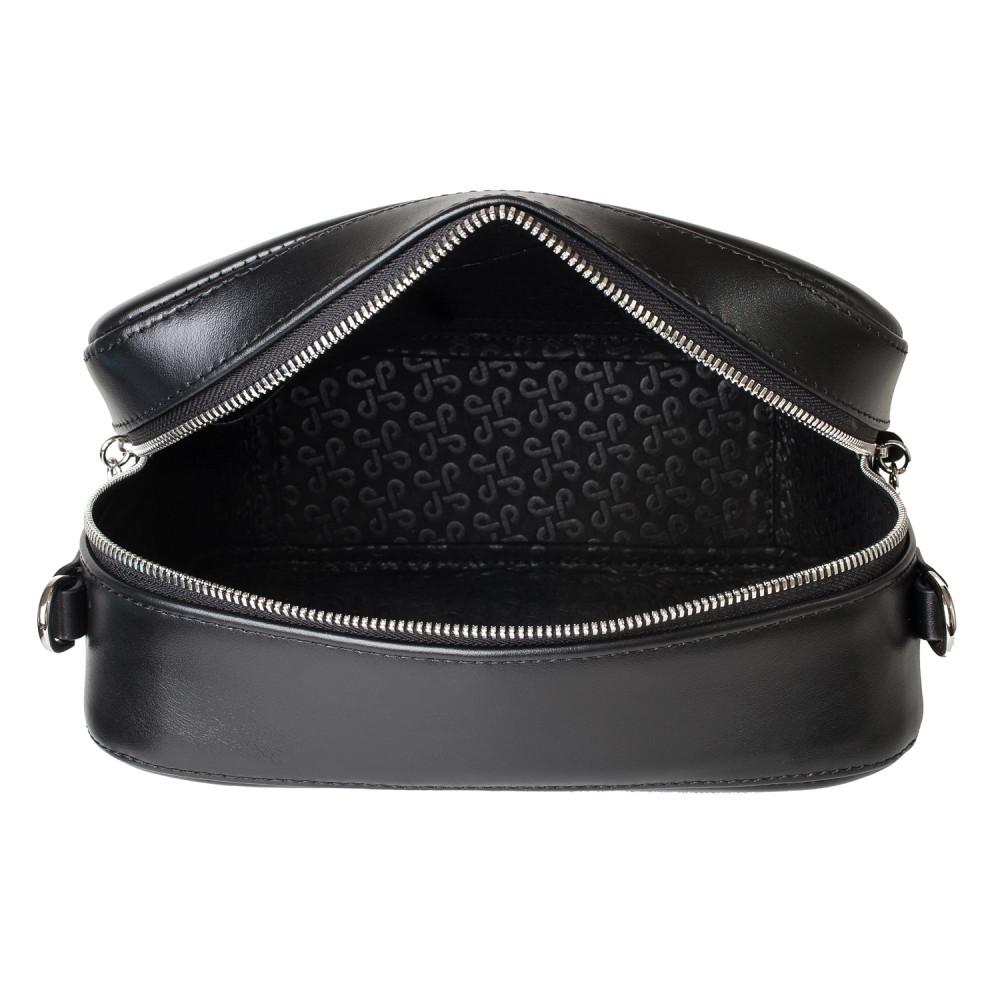 Жіноча шкіряна сумка кросс-боді на широкому ремені Tatiana M KF-2824-4