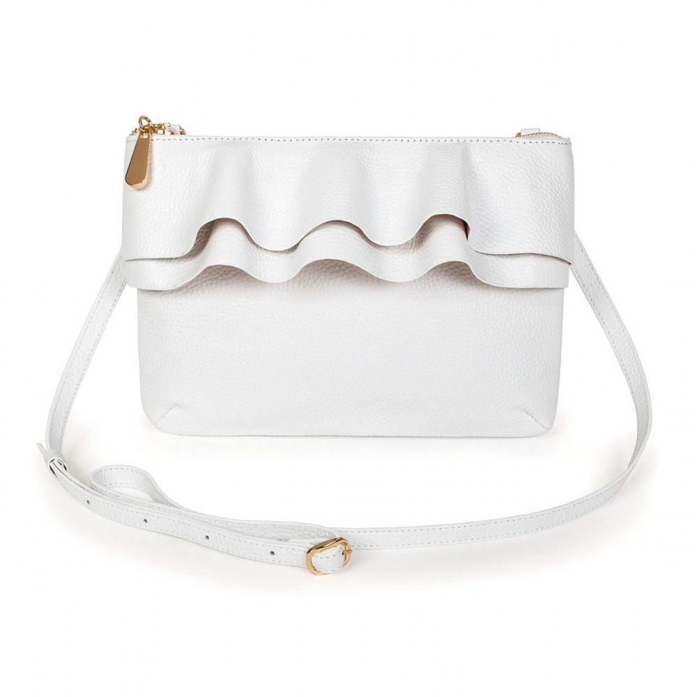 Жіноча шкіряна сумка кросс-боді Esmi KF-2887
