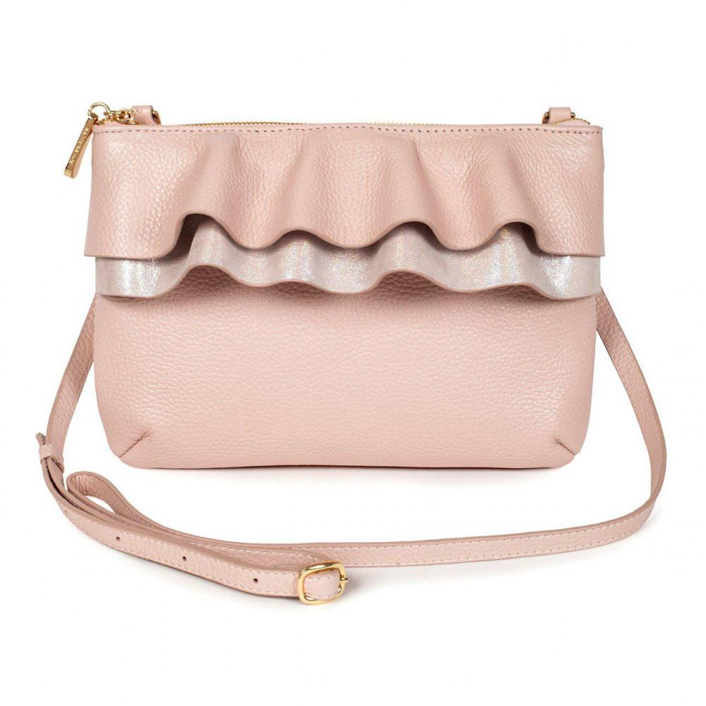 Жіноча шкіряна сумка кросс-боді Esmi KF-2901