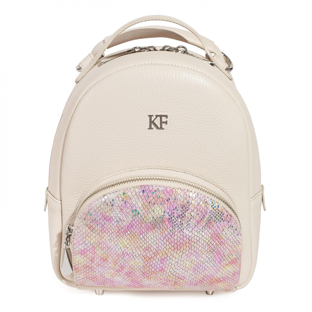 Жіночий шкіряний рюкзак  Alina KF-2938