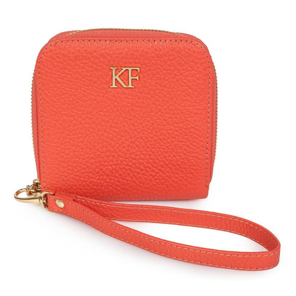 Жіночий шкіряний гаманець Classic S KF-2948