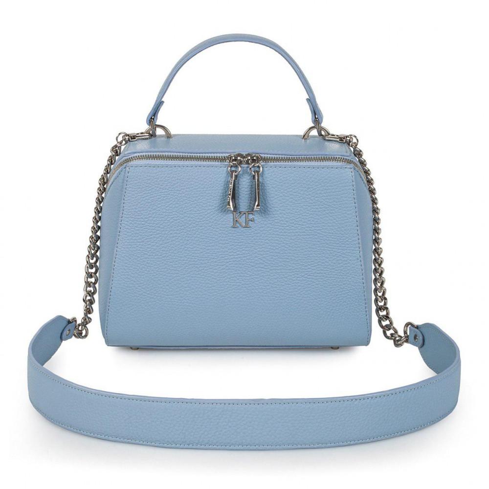 Women's leather bag Elegance KF-3009-