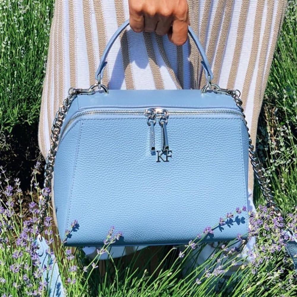 Women's leather bag Elegance KF-3009-5