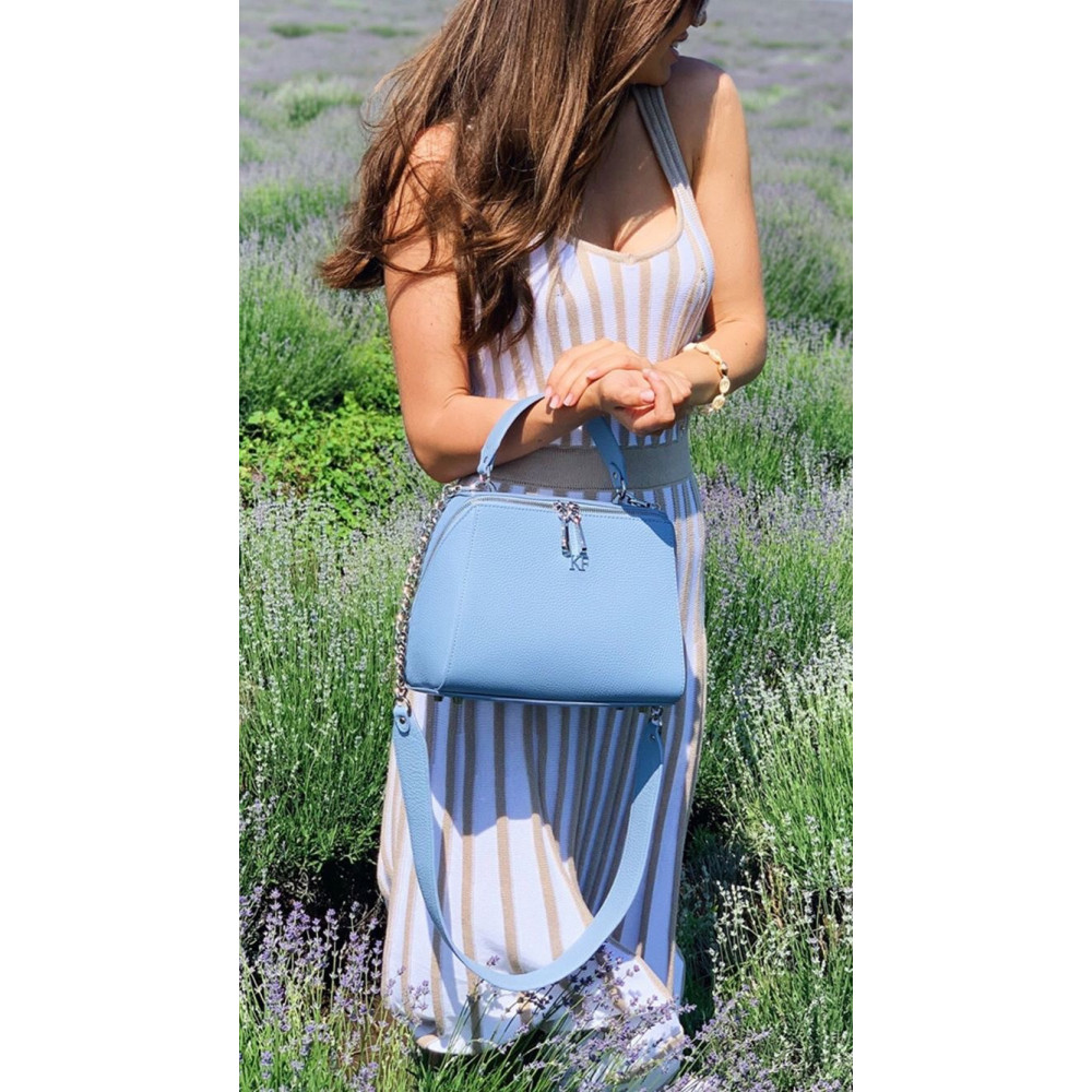 Women's leather bag Elegance KF-3009-6