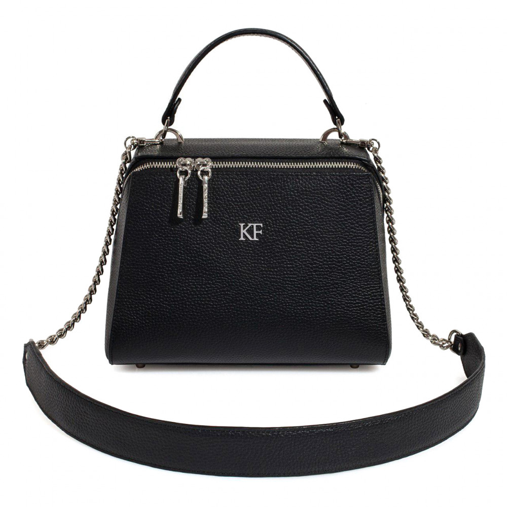 Women's leather bag Elegance KF-3028-