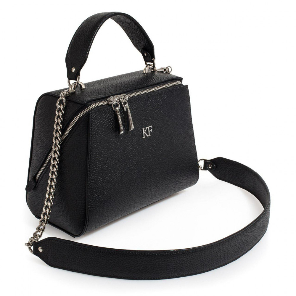Women's leather bag Elegance KF-3028-1