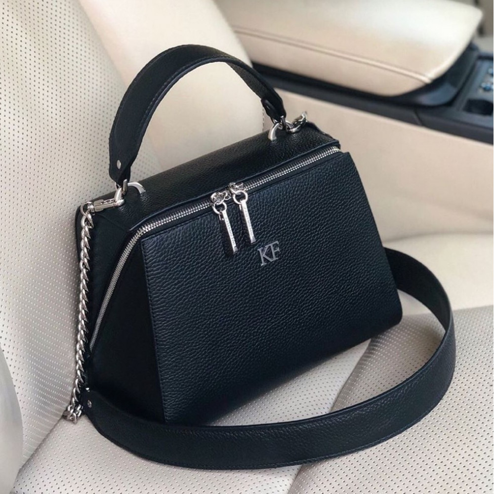 Women's leather bag Elegance KF-3028-6