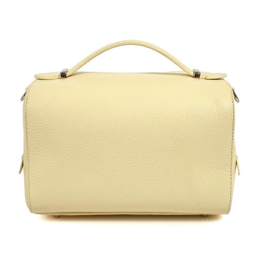Жіноча шкіряна сумка кросс-боді на широкому ремені Kira KF-3041-3