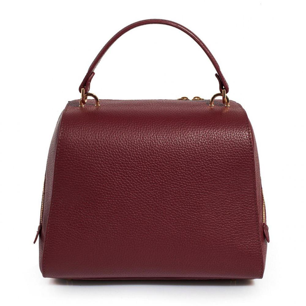 Жіноча шкіряна сумка Elegance KF-3086-3