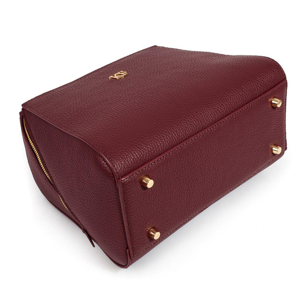 Жіноча шкіряна сумка Elegance KF-3086-5