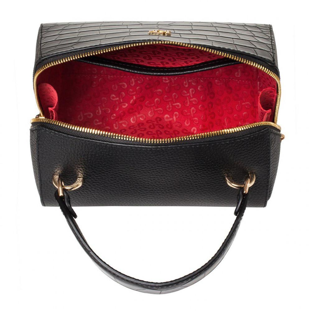 Жіноча шкіряна сумка Elegance KF-3105-4