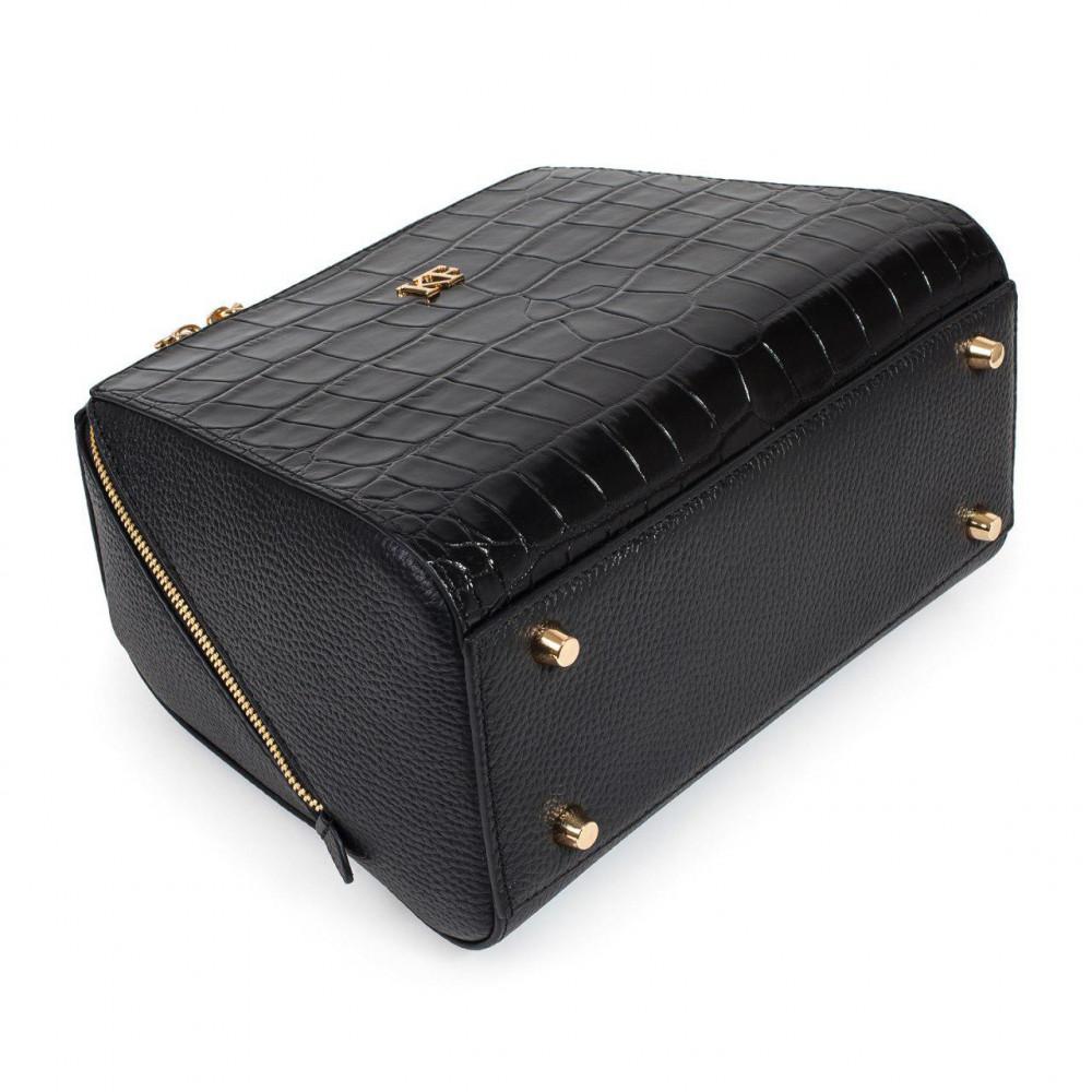 Жіноча шкіряна сумка Elegance KF-3105-5
