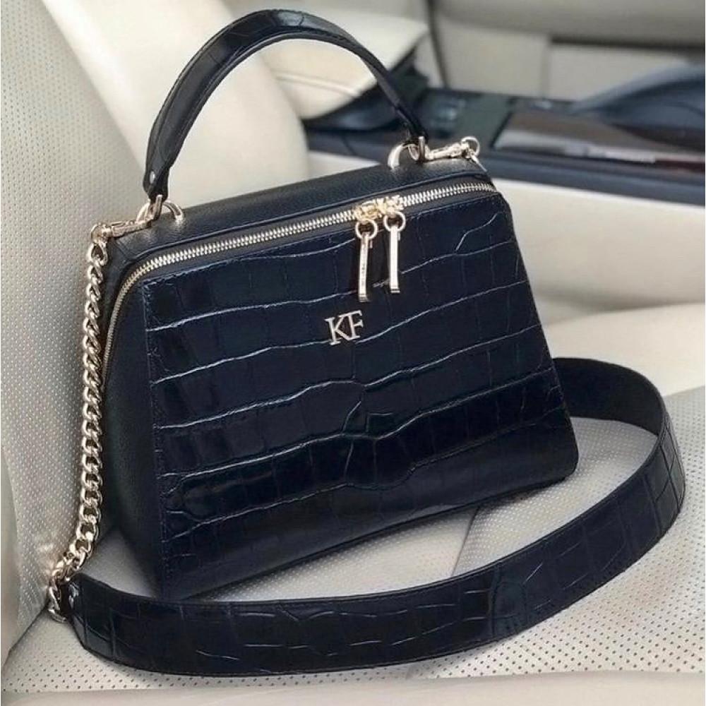 Жіноча шкіряна сумка Elegance KF-3105-6