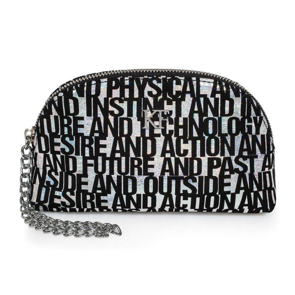 Women's leather clutch bag Ksusha KF-3110-